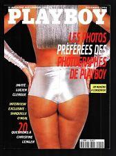 PLAYBOY 12/1996 Ulrika Ericson, Christine Lemler,