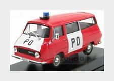 Skoda 1203 Minibus Po Brigade Fire Engine 1974 ABREX 1:43 143ABSX-715XL1 Modellb