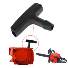 Strimmer Recoil Pull Starter Handle Fits Max.4mm Diameter Cord Lawn Mower Parts