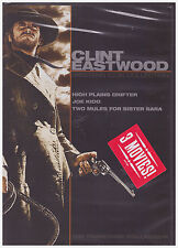 CLINT EASTWOOD WESTERN ICON COLLECTION (DVD, 2007) NEW