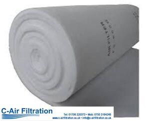 M5 EN997 Spray Booth Filter intake - Air Filtration