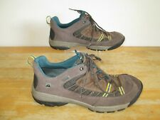 CLARKS ACTIVE AIR Gore-tex Womens Brown Walking Hiking Shoes UK Size 8 D