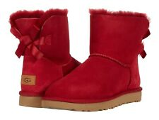 Para mujeres Zapatos ugg Mini Bailey Bow II Slip On Tobillo Botas 1016501 Kiss