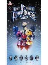 Mighty Morphin Power Rangers - Season 3 - Complete (6 DVDs) [EU Import - suit.