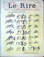 Le RIRE N° 52 du 2 Novembre  1895