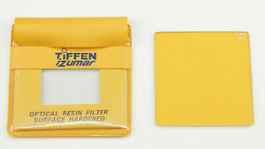 """Tiffen iZumar - 2 5/8"""" Square Coral 85A Filter with Case - Fair Glass - C1147"""