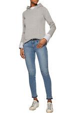 RtA NWT $255 Prince Skinny Crop Stretch Jeans in Decent Sz 25