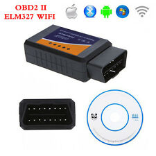 ELM327 Wifi Wireless OBD2 OBDII Interface Auto Car Diagnostic Scanner Scan Tool