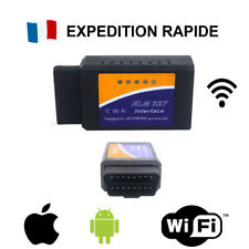 ELM 327 WIFI module ODB 2 / Interface diagnostique PC android Iphone