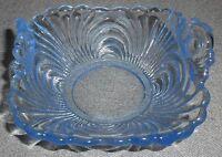 Cambridge Glass BLUE CAPRICE PATTERN Small BON BON DISH