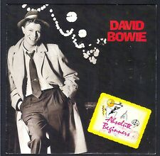 DAVID BOWIE ABSOLUTE BEGINNERS 45T SP 1986 VIRGIN 008.387 Disque QUASI NEUF