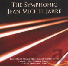 The Symphonic Jean Michel Jarre by Jean-Michel Jarre (CD, Oct-2006, 2 Discs,...