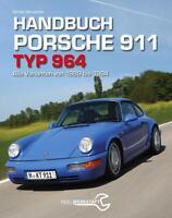 HANDBUCH Porsche 911 Typ 964 Reparaturanleitung Reparaturbuch Reparatur Wartung