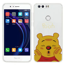 """Coque Housse Silicone TPU Ultra-Fine Winnie the Pooh pour Huawei Honor 8 5.2"""""""