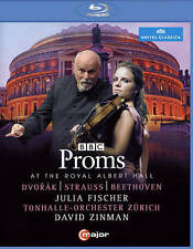 Julia Fischer at the BBC Proms [Blu-ray], New DVDs