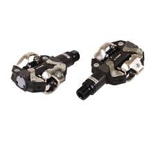 Look X-Track MTB Clipless Pedals Aluminum body Cr-Mo axle 9/16'' Black