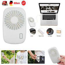 Haushaltsgeräte Verantwortlich Mini Klimaanlage Fan Usb Aufladbare Handheld Lüfter 3 Geschwindigkeiten Mit Lithium-batterie Für Büro Reisen Fans