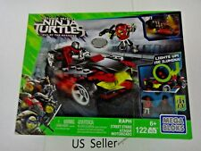 Mega Bloks Teenage Mutant Ninja Turtles Out of The Shadows Ralph Street Strike