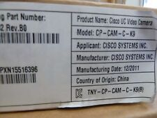 CISCO CP-CAM-C-K9 for CP-9971 / CP-9951. FREE SHIPPING. 30 DAY WARRANTY