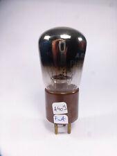 one A409 Onyx Philips Miniwatt triode, valve 4 volt tube 4 V tube heating ok