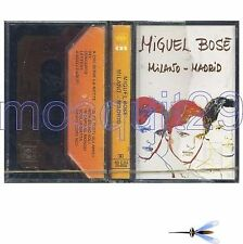 "MIGUEL BOSE ""MILANO MADRID"" K7 ITALY SEALED ANDY WARHOL"
