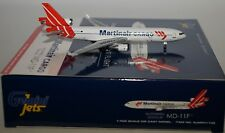 Gemini Jets GJMPH1195 McDonnell Douglas MD-11F MARTINAIR Cargo PH-MCP in  1:400