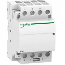 Contacteur - 63A  - 3no - acti9 - A9C20863  Schneider