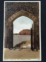 Vintage Postcard - Devon #A77 - RP Sidmouth Ladram Bay From Connaught Gardens