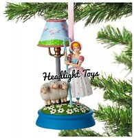 Disney Pixar Toy Story 4 Bo Peep Sheep Lamp 2019 Sketchbook Ornament Collectible
