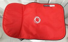 Bugaboo cameleon Apron Red Canvas Fabric in very good condition