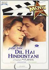 Phir Bhi Dil Hai Hindustani (Hindi DVD) (2000)(English Subtitles)(Brand New DVD)