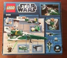 LEGO 9498 Star Wars Saesee Tiin's Jedi Starfighter, MINT Brand new in sealed box