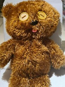 "Tim the Teddy Minion Bob Teddy Bear 13"" Soft Plush Plushie, Not for Retail Sale"