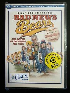 Bad News Bears. Che botte se incontri gli Orsi! (2005) DVD Nuovo
