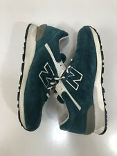 VTG New Balance 576 Suede Blue Made In England US 9