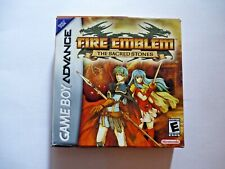 Nintendo Gameboy Advance Fire Emblem The Sacred Stones 2005