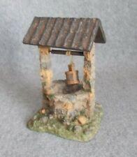 Fontanini Roman Heirloom Nativity Village Stone Wishing Well No Box Figure
