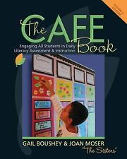 Brand New! Free Shipping! THE CAFE BOOK: Engaging All Students in Daily Literary