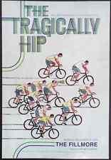 Tragically Hip Concert Poster 2012 F-1193 Fillmore