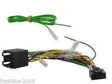 AVIC-F50BT  PIONEER REPLACEMENT HEAD UNIT POWER LEAD CAR LOST STEREO 12 PIN