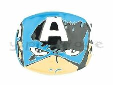 Captain America Superhero Marvel Comics Avengers Metal Belt Buckle