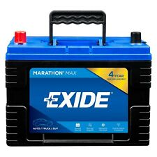 For Dodge Charger 1987 Exide MX34 Marathon Max AGM Battery
