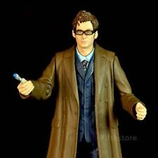 "5"" Doctor Who Action Figure Tenth Doctor 10th Doctor With Sonic Screwdriver New"