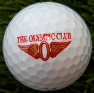 (3-Ball Gift Pack)Wilson Mix Mint AAAAA The Olympic Club LOGO Golf Balls