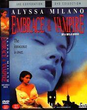 Embrace of the Vampire (1994) New Sealed DVD Alyssa Milano