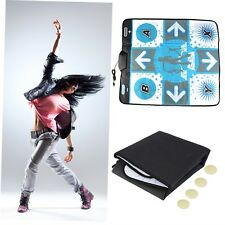 Anti Slip Dance Revolution Pad Mat for Nintendo WII Hottest Party Game HA