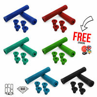 Ride 858 Diamond Stunt Scooter Grips, All Colours (ODI Grips, BMX Grips)