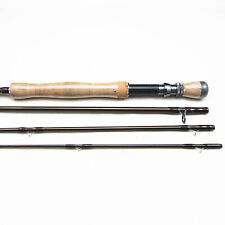 Carbon Fly Fishing Rod 4 Pieces # 5/6 Length 10FT  Medium-Fast Action Light Feel