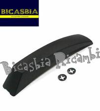 10505 - CRESTA PARAFANGO NERA IN PLASTICA VESPA PX 125 150 200 - PX ARCOBALENO