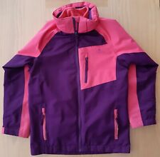 Hi Gear Kids Transition 3-in-1 waterproof outer jacket & zip-up fleece Age 9-10